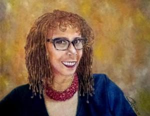 Timmy Cuffia - Portrait of Jenne Glover